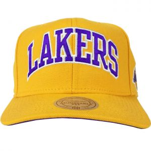 Mitchell & Ness Czapka NBA LA Lakers