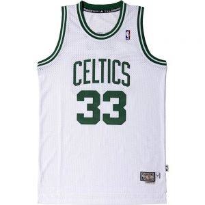 Koszulka NBA Boston Celtics Larry Bird 33 Swingman