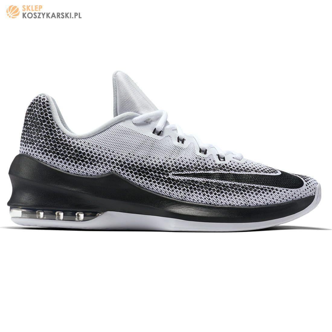 Buty do koszykówki Nike Air Max Infuriate Low (852457 100)