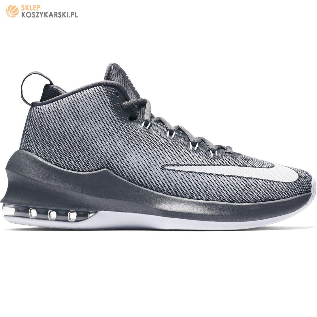a78ff510321c4 Buty do koszykówki Nike Air Max Infuriate Mid (AA4438-011)