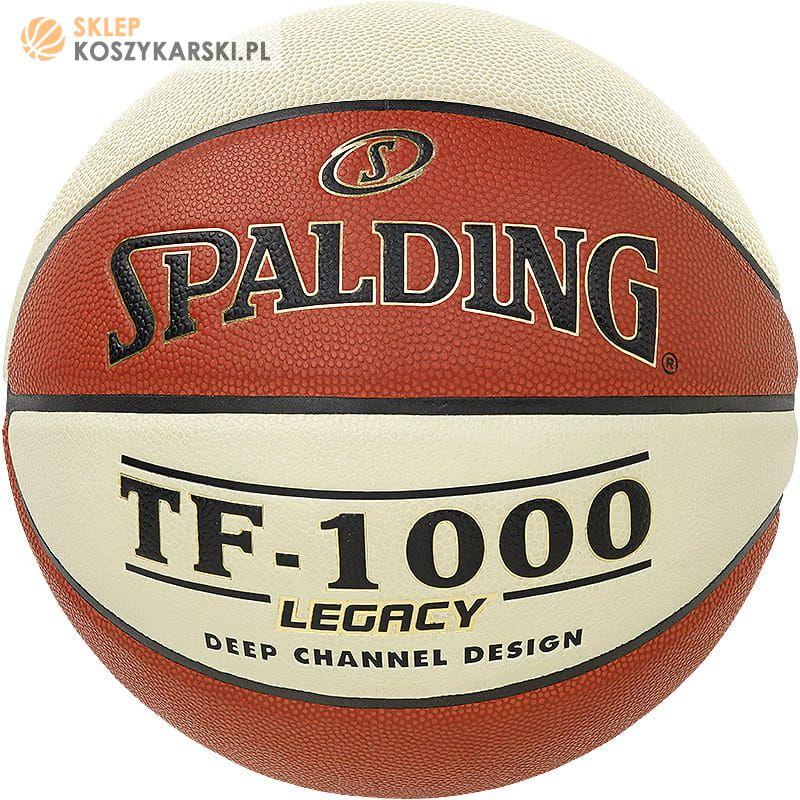 16db16b2 Piłka Spalding TF-1000 Legacy Woman dla Kobiet -SklepKoszykarski.pl