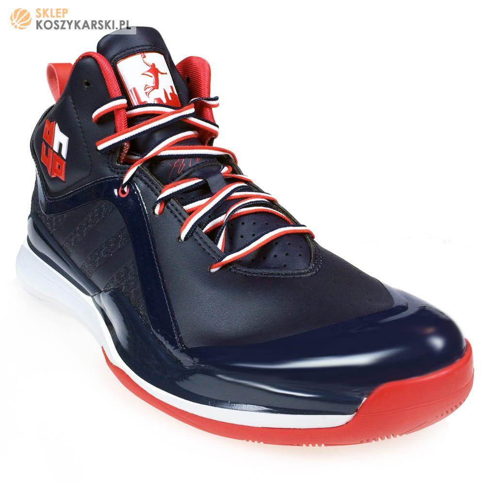buy popular 8caec 1a023 Buty do koszykówki Adidas D Howard 5 (C75585)