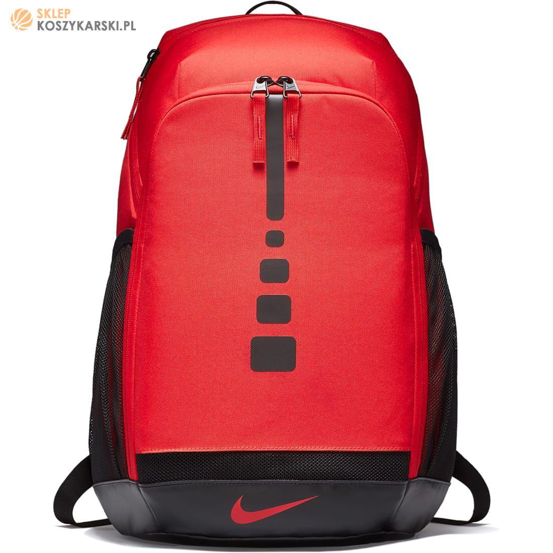56f76a59e0c4e Plecak Basketball Nike Hoops Elite Varsity (Red)
