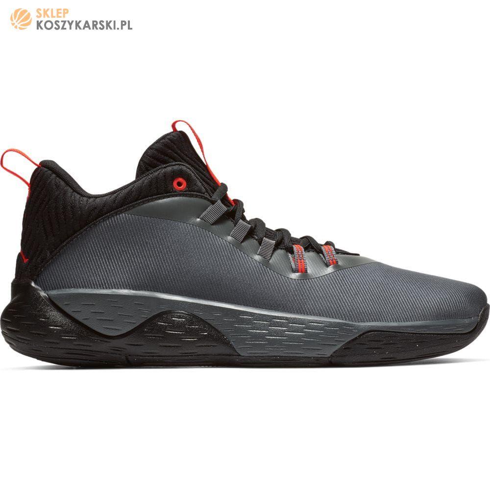 Buty do koszykówki Jordan Super.Fly MVP Low roz. 40 EU (AO6223 001)