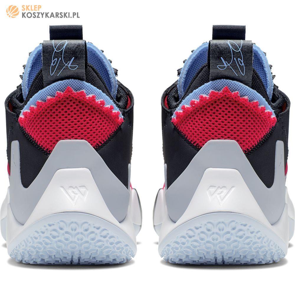 Buty do koszykówki Jordan Why Not? ZERO.2 SE (AQ3562 600)