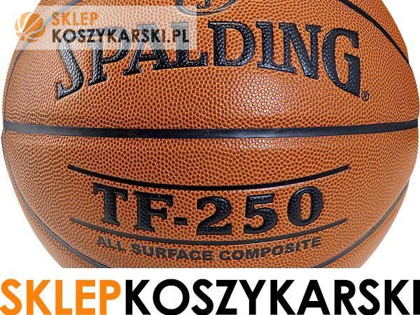 ef8af002 PIŁKA DO KOSZYKÓWKI SPALDING TF-250 IN/OUT roz. 7 -SklepKoszykarski.pl