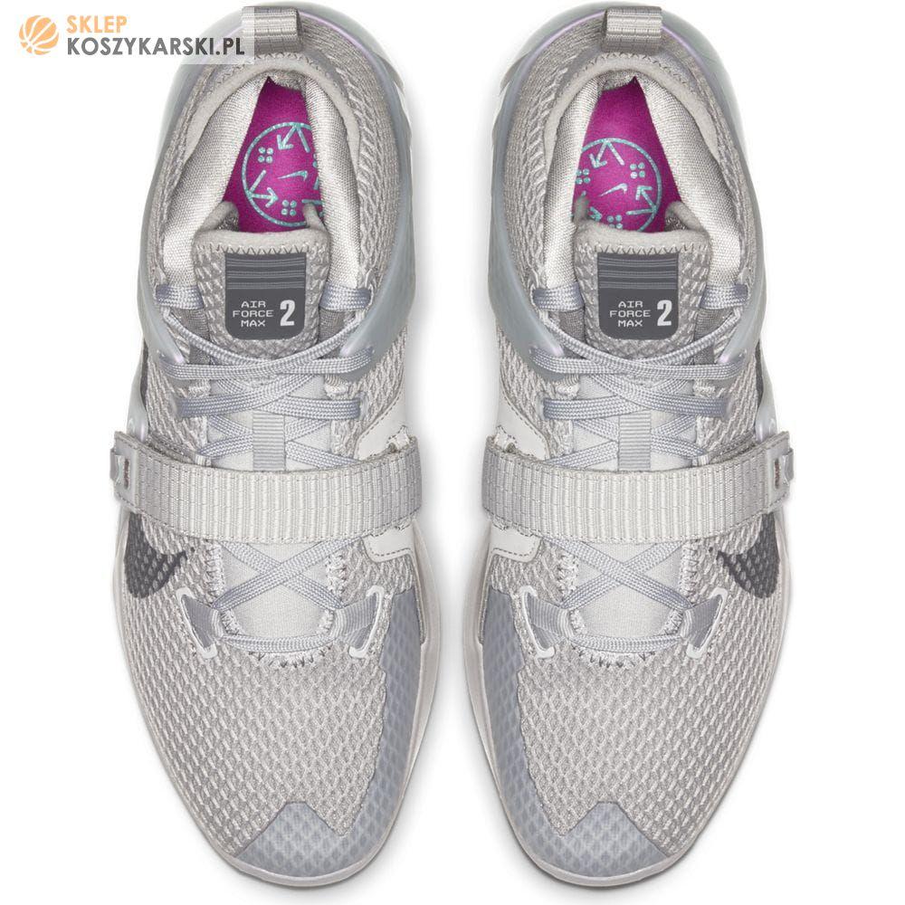 Buty do koszykówki Nike Air Force Max II (AV6243 001)