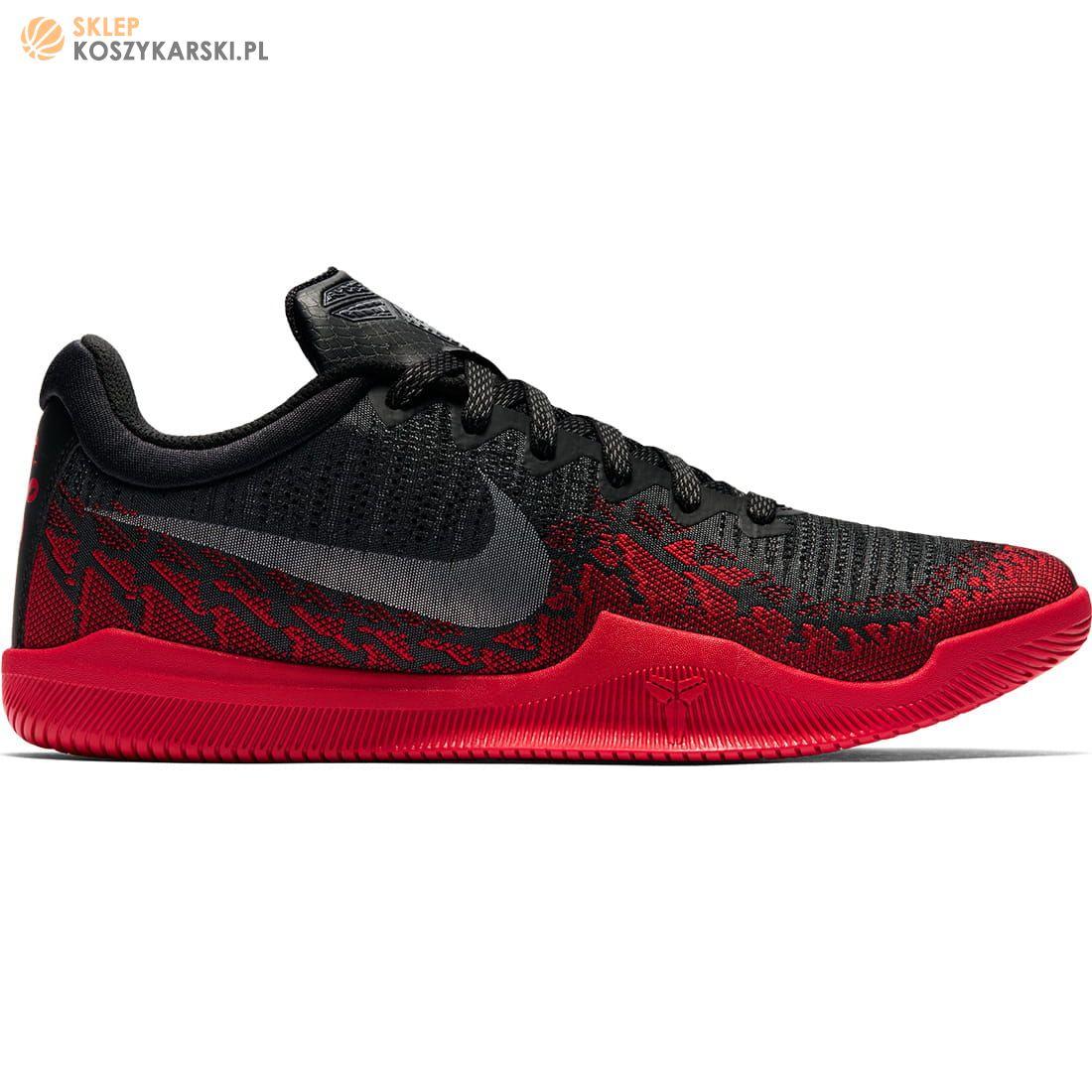 Buty Nike Mamba Rage Premium (Kobe