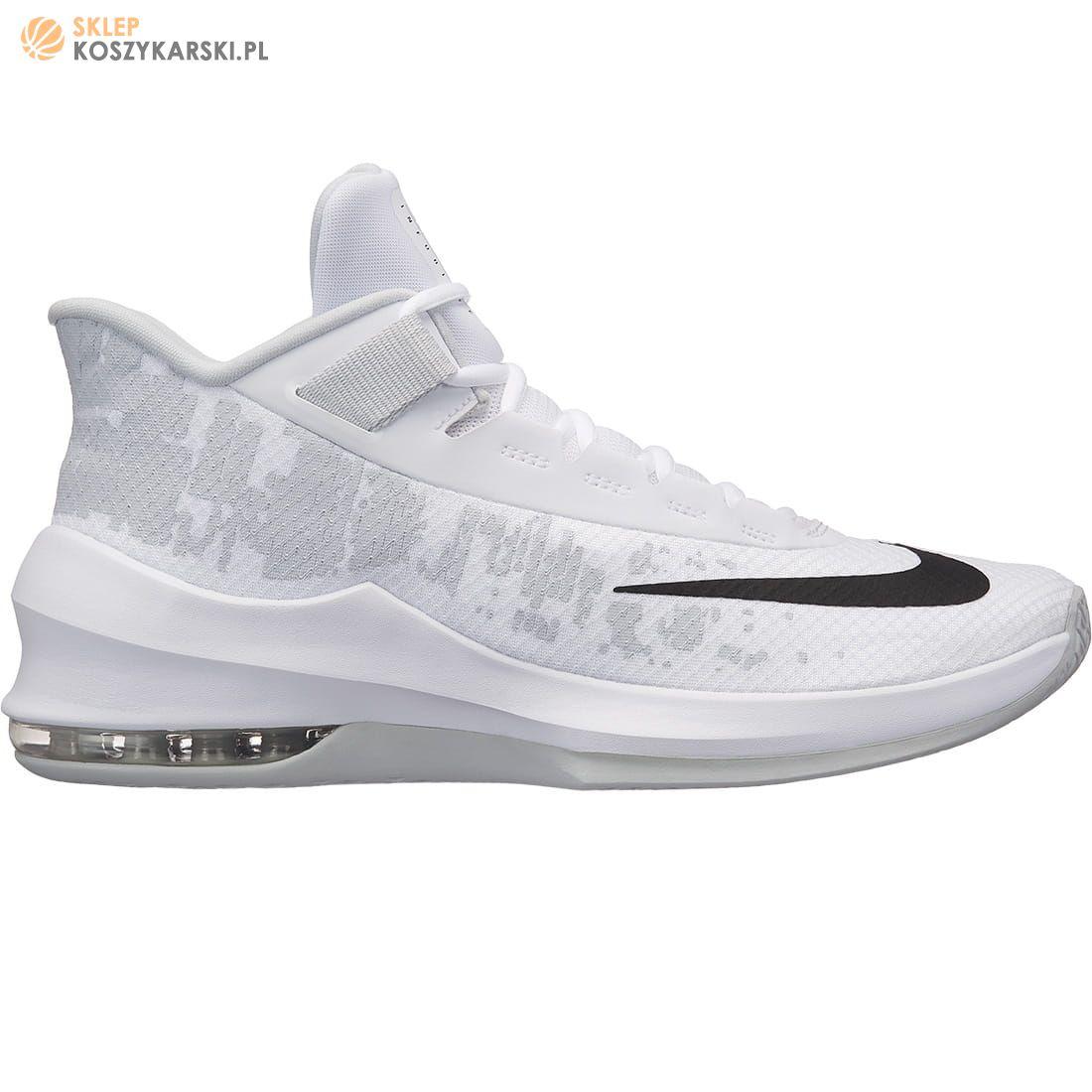 Buty koszykarskie Nike Air Max Infuriate 2 Mid M AA7066 001