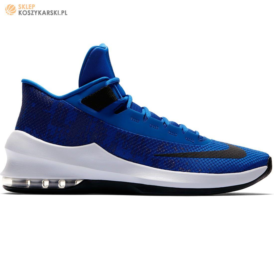 Nike Buty Air Max Infuriate 2 Mid AA7066 400 Game Royal