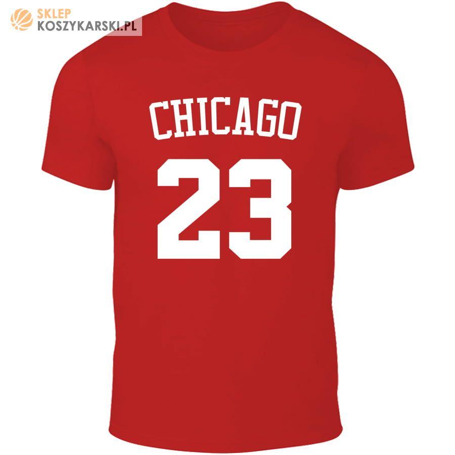 e1eacb166d Koszulka Michael Jordan - Chicago Bull 23 -SklepKoszykarski.pl