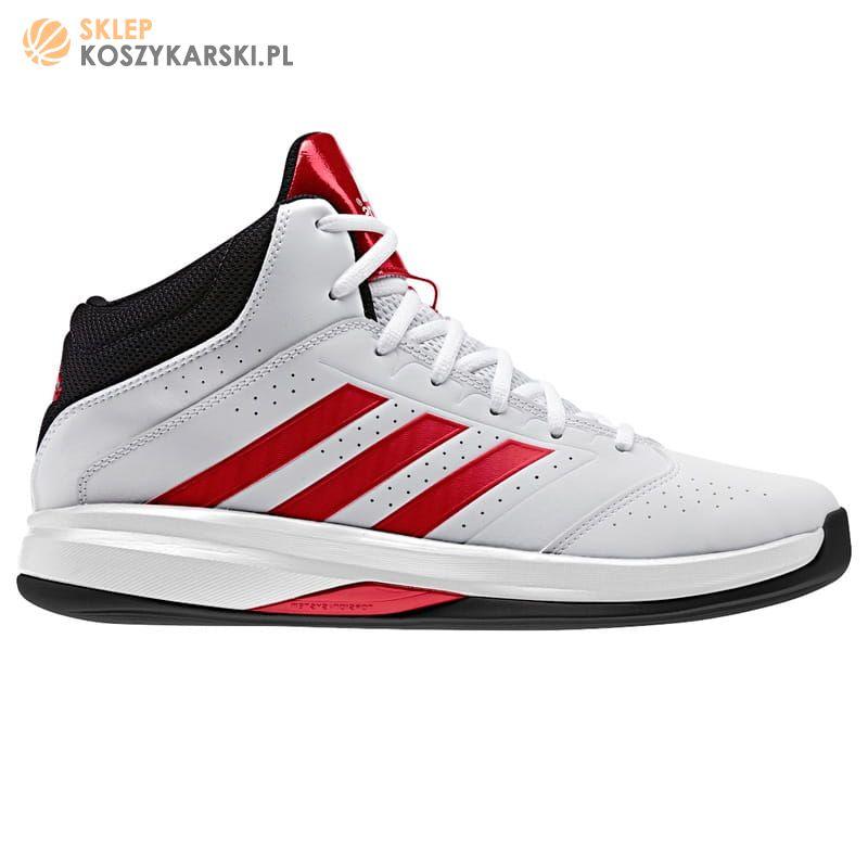 Buty do koszykówki Adidas Isolation 2 White (S84176)