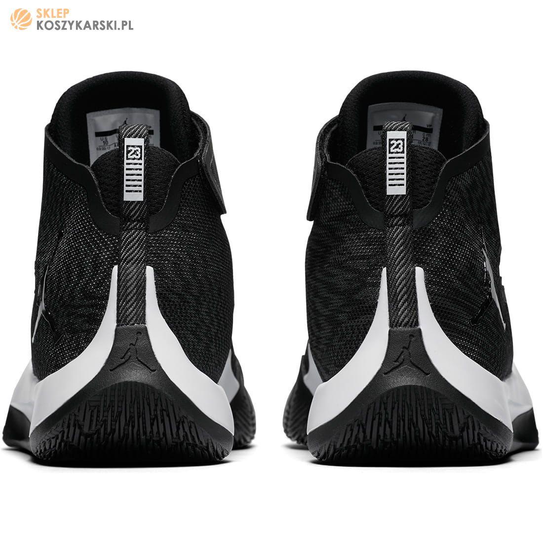 Buty koszykarskie Jordan Fly Unlimited Black (AA1282 010)