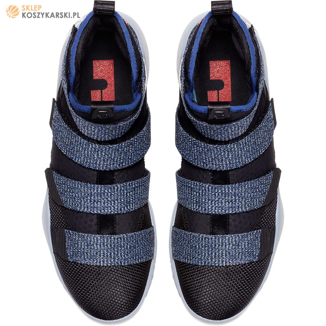 Buty Nike LeBron Soldier XI Royal (897644 005)