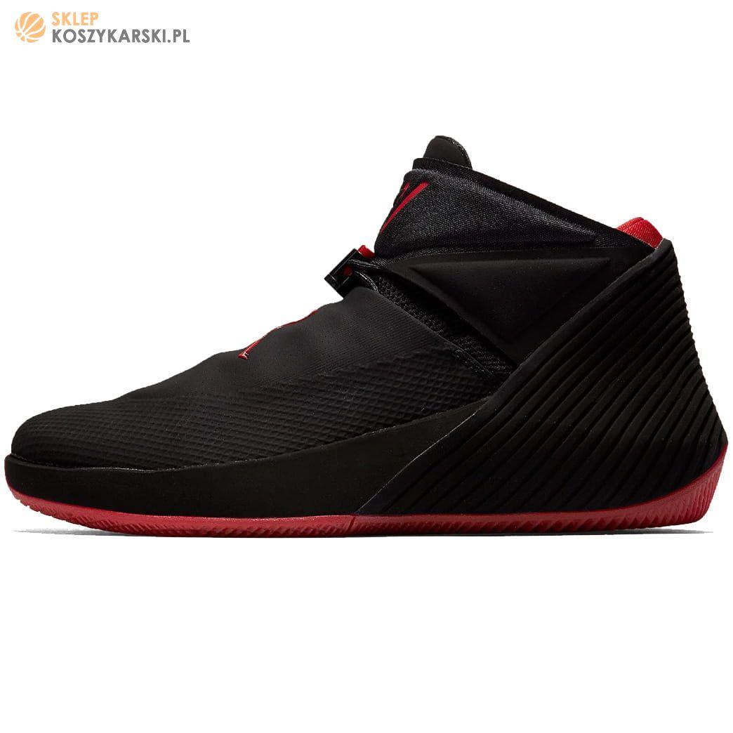 sprzedaż cienie kup najlepiej Buty do koszykówki Jordan Why Not? Zero 1 Red (AA2510-007)