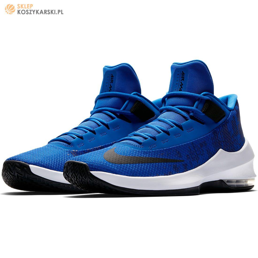 Buty koszykarskie Nike Air Max Infuriate 2 Mid (AA7066 400