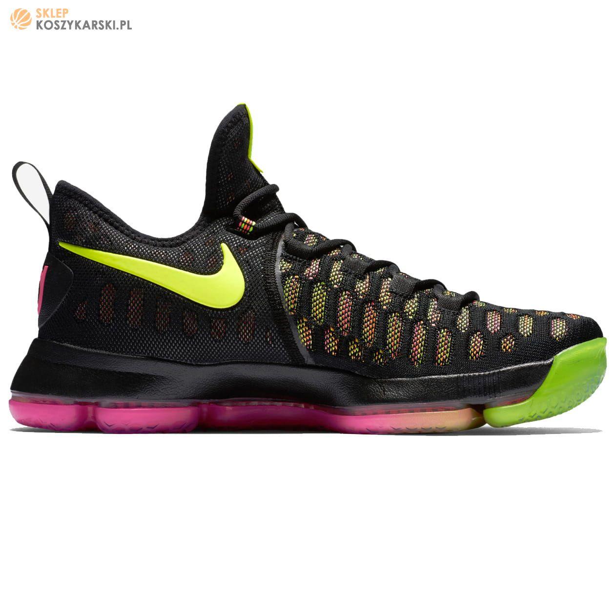 Buty do koszykówki Nike Zoom KD 9 (843392 999)