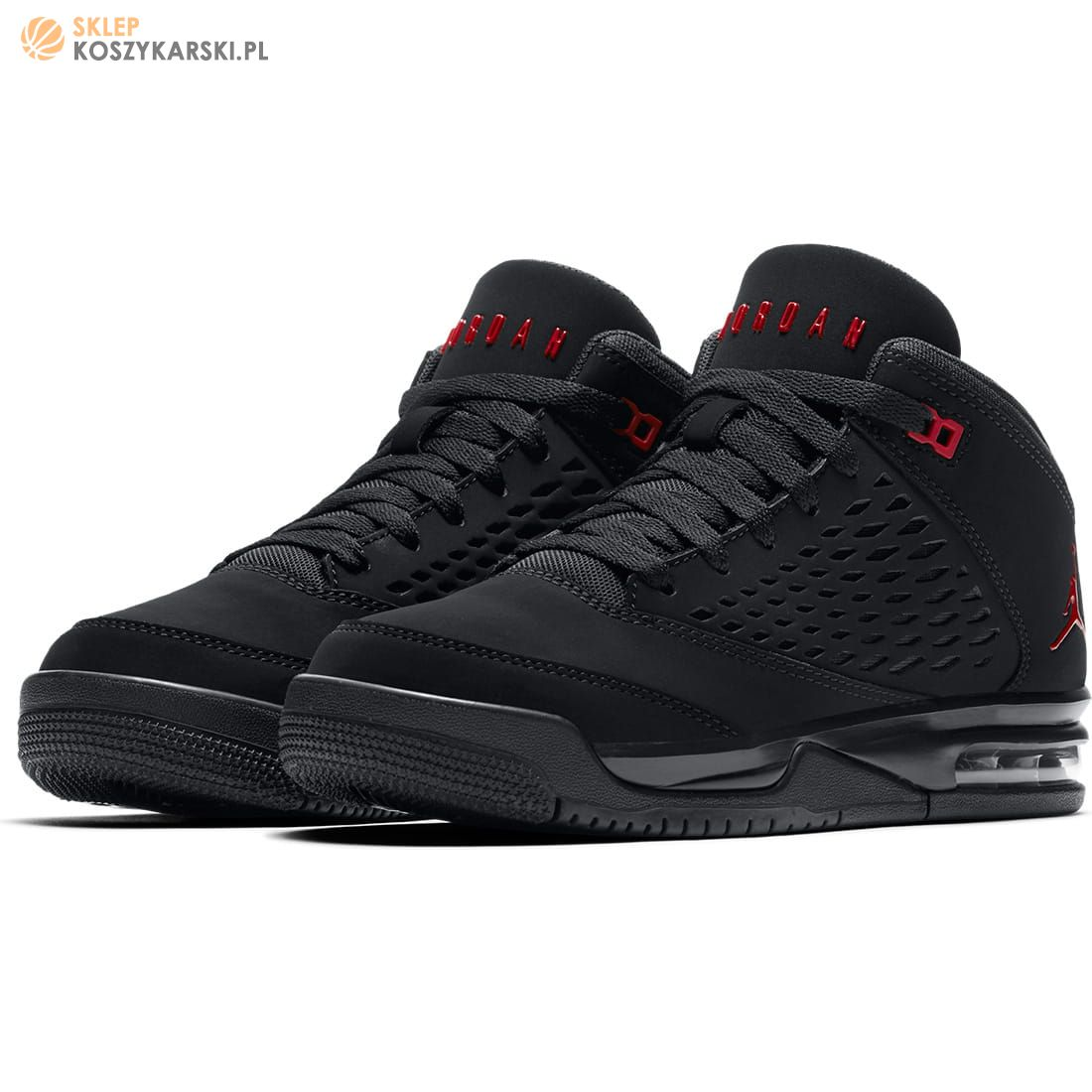 1ed4990f Buty do koszykówki Jordan Flight Origin 4 GS Black (921201-002 ...