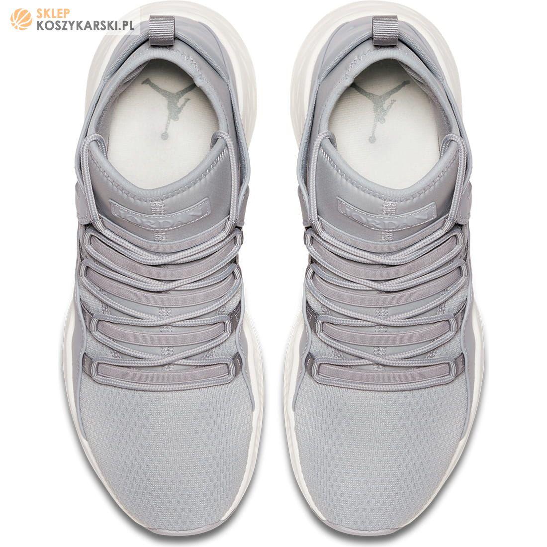 Buty koszykarskie Jordan Formula 23 Grey (881465 024)