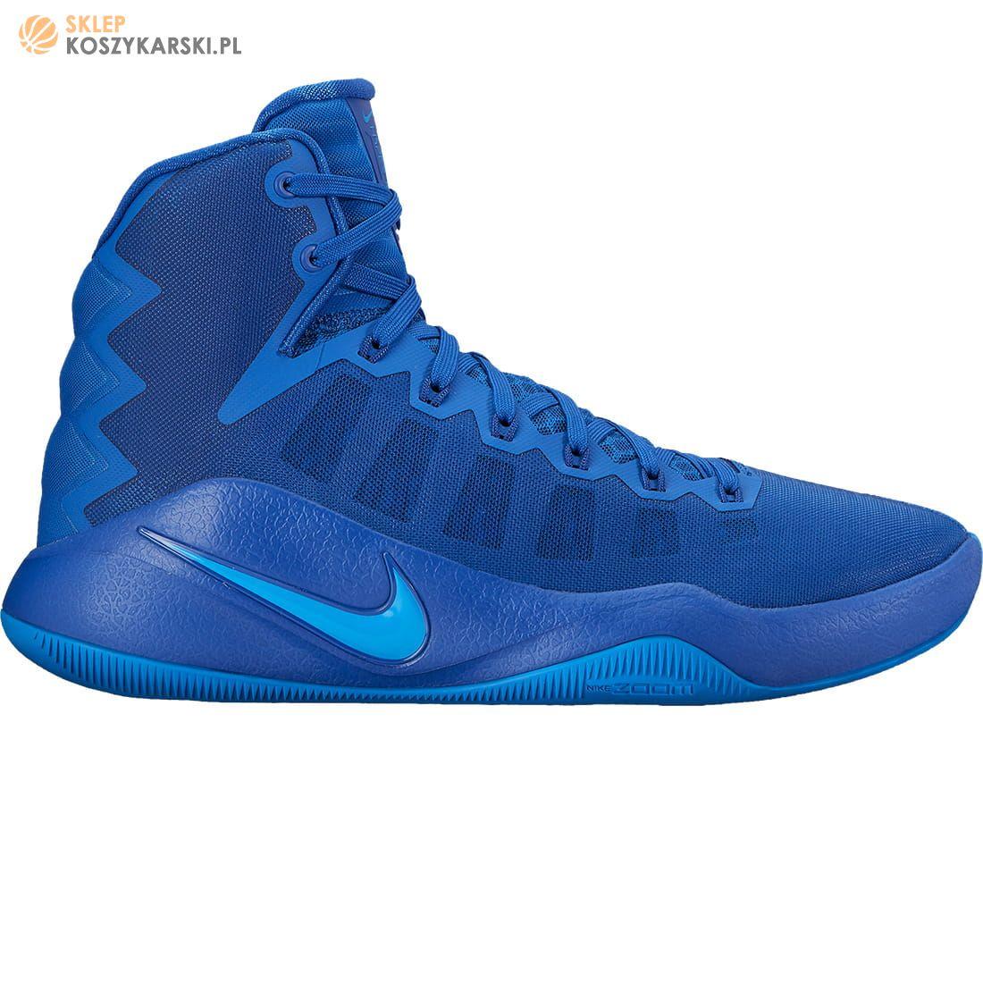 Buty Do Koszykowki Nike Hyperdunk 2016 Blue 844359 440 Sklepkoszykarski Pl