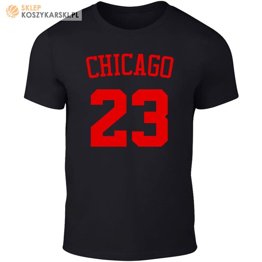 Modernistyczne Koszulka Chicago Bulls - Michael Jordan -SklepKoszykarski.pl QV42