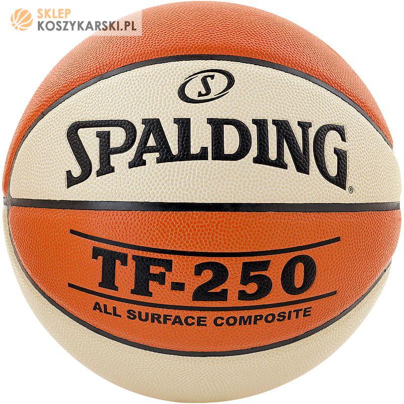 a197ff96 Piłka do kosza Spalding TF-250 dla kobiet (two tone ...