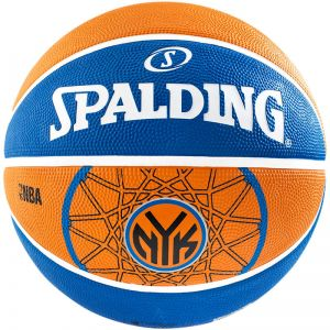 Piłka Spalding Teamball New York Knicks