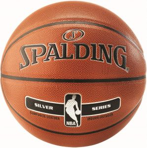 Piłka Spalding NBA Silver In/Out