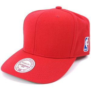 Czapka NBA Logoman Mitchell & Ness Red