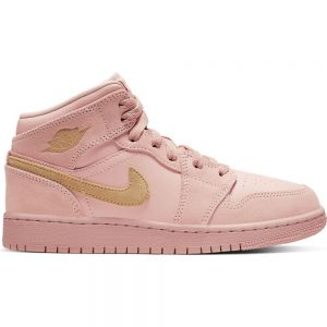 Buty Junior Air Jordan 1 Mid SE GS (BQ6931-600)