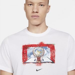 Koszulka Nike Basketball Dri-Fit Photo (DB5991-100)