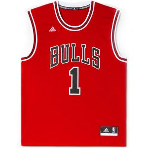 Koszulka Chicago Bulls Derrick Rose NBA Replica