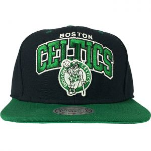 Mitchell & Ness Czapka Boston Celtics