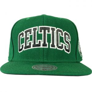 Czapka Boston Celtics (Satin Arch)