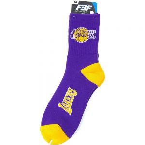 Skarpety koszykarskie NBA FBF Los Angeles Lakers