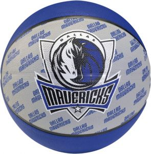 Piłka Spalding Teamball Dallas Mavericks