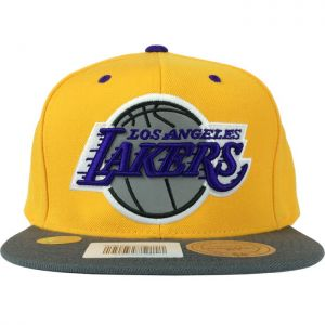 Mitchell & Ness Czapka LA Lakers