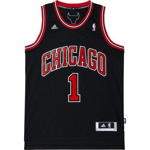 Wspaniały Koszulka Chicago Bulls Derrick Rose NBA Swingman Away UB64