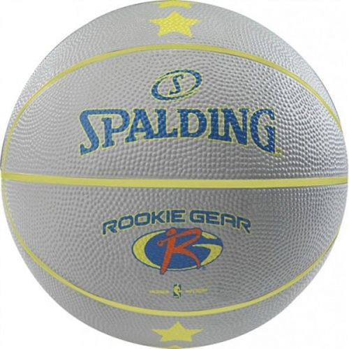 Spalding Rookie Gear Outdoor Grey