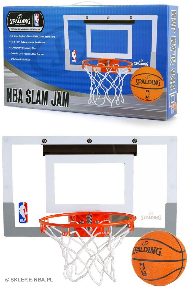 Minikosz NBA z minipiłką