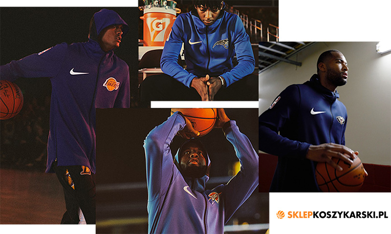Bluzy NBA Nike Thermaflex
